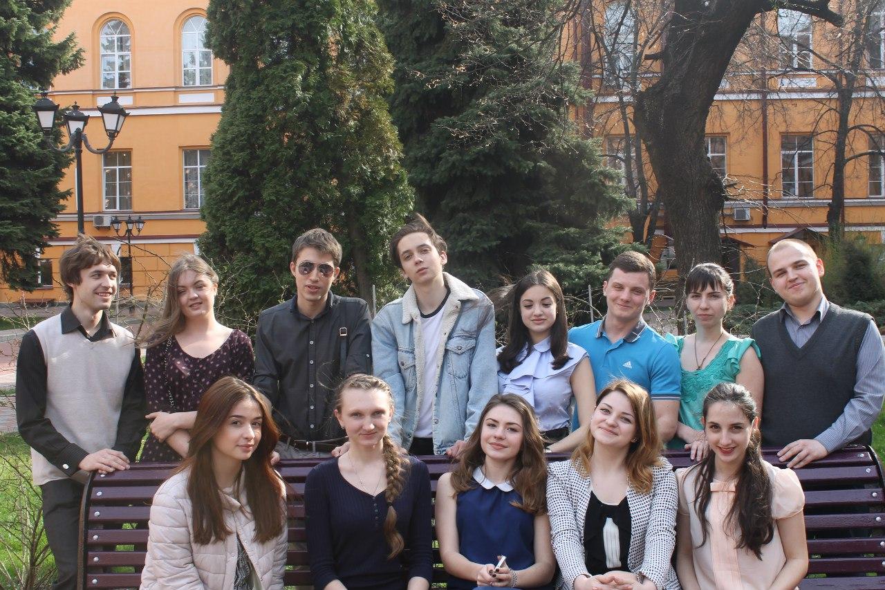 Студенти 2 курсу спеціалізації Архівознавство